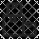 Wholesaler Wholesale Warehouse Icon