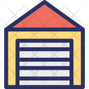 Depot Repository Storage Icon
