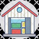 Warehouse Storehouse Storage Icon