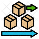 Storehouse Parcel Warehouse Icon