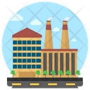 Warehouse Warehouse Store Industrial Unit Icon