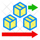 Inventory Warehouse Storehouse Icon