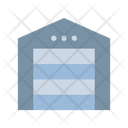 Warehouse Storehouse Depot Icon