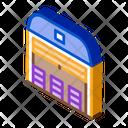 Storage Garage Warehouse Icon