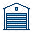 Warehouse Garage Storage Icon