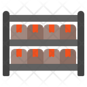 Warehouse Package Stock Icon