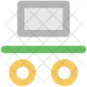 Warehouse Delivery Hand Icon