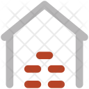 Warehouse Exterior Storage Icon