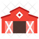 Warehouse Barn Icon