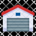 Warehouse Garage Icon