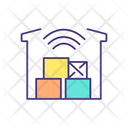 Warehouse Automation Icon