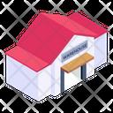 Godown Storeroom Storehouse Icon