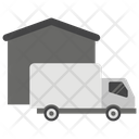 Warehouse Delivery Icon