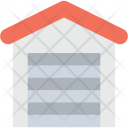 Warehouse Exterior Icon
