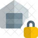 Warehouse Lock Icon