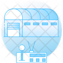 Warehouse Management Godown Management Inventory Management Icon