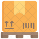 Warehouse Parcel Icon