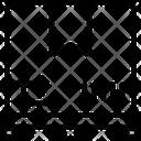 Warehouse Parcel Icon