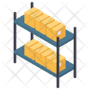 Warehouse Shelves Warehouse Racks Warehouse Storage Racks Icon
