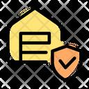 Warehouse Shield Icon