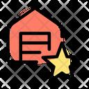 Warehouse Star Icon