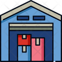 Warehouse Storage Warehouse Storage Icon