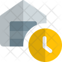 Warehouse Time Icon