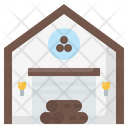 Warehouses Icon