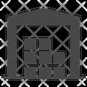 Warhouse Icon