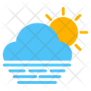 Weather Warm Morning Icon