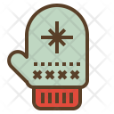 Warm Glove Icon