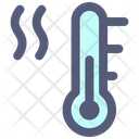Warm Temperature Icon
