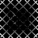 Icon Black Glyph Icon