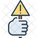 Warn Caution Notify Icon