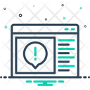 Warned Icon