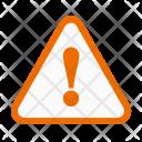 Warning Sign Symbol Icon