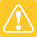 Warning Sign Notice Icon