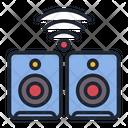 Warning Speaker Sound Icon