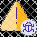 Warning Error Warning Malware Warning Icon