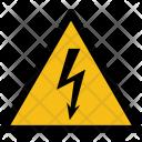 Warning Flash High Icon
