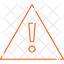 Warning Danger Weather Icon