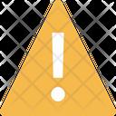 Warning Alert Risk Icon
