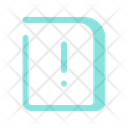 Warning Error Caution Icon