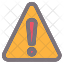 Warning Risk Exclamation Icon