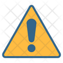Warning Sign Alert Icon