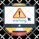 Warning Caution Alert Icon