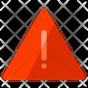 Warning Danger Alert Icon