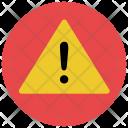 Warning Traffic Rule Icon