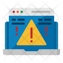 Warning Error Program Icon