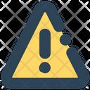 Sign Warning Danger Icon